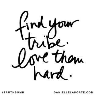 Friends- tribe