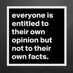Everyone is entitled