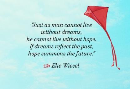 Hope- Elie Wiesel