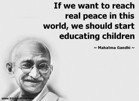 Hope Quotes- Ghandi