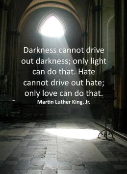 Martin Luther King- Darkness
