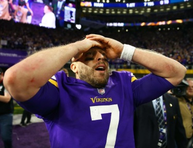 Vikings- Case Keenum