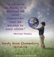Sandy hook Quote